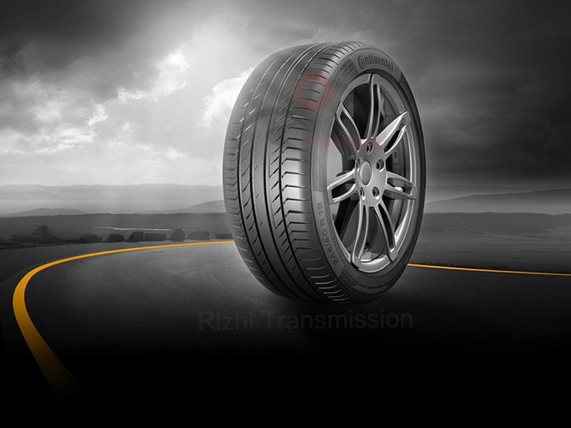 Tyre Industry conveyor belt