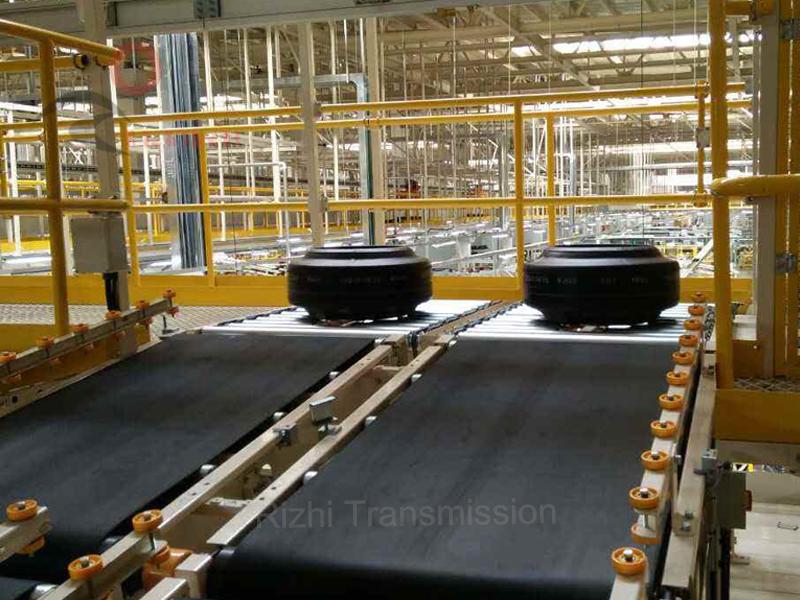Tyre Industry conveyor belts