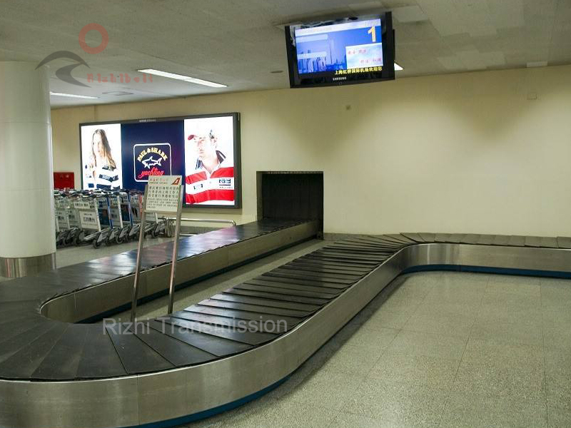 airports conveyor belts