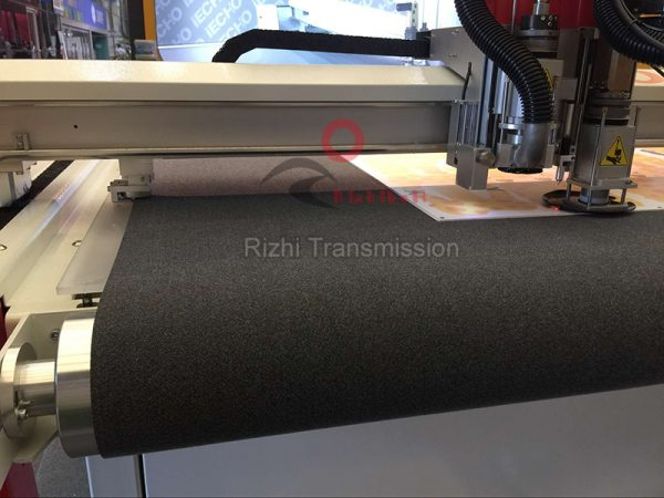 cutting machine felt belt