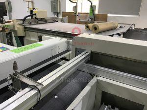digital flatbed cutter novobelt