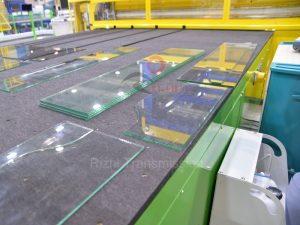 glass felt conveyor belt