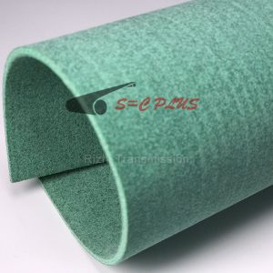 4.0mm felt conveyor belt