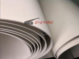 Dyss Digital Cutter felt conveyor belt