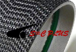 Grass Pattern Conveyor PVC