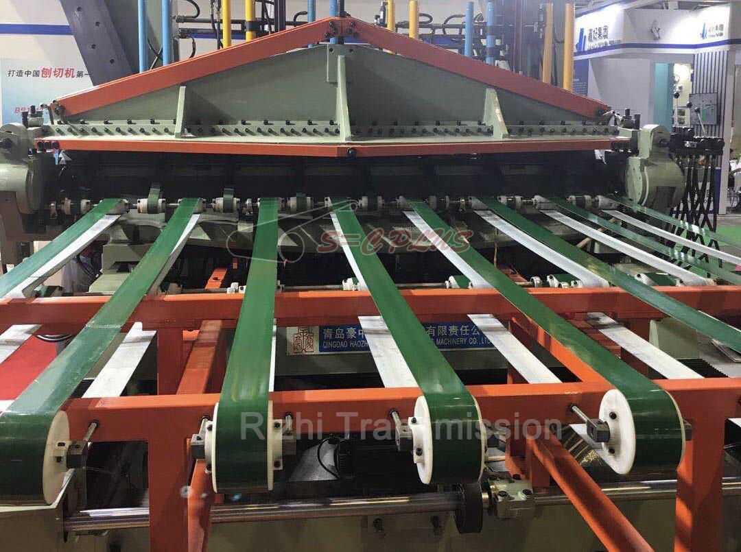 SCplus Belts Logistics